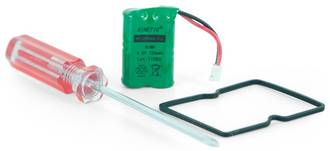 Receiver battery kit for SD-400/800