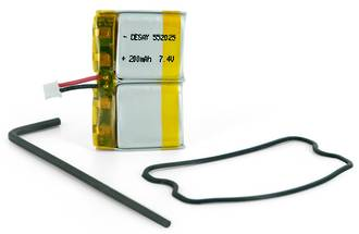 Sport Hunter Receiver battery for SD-1225/1825