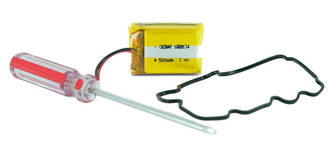 Sport Hunter Transmitter Battery kit for SD-1225